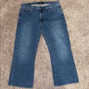 American Eagle *100% Cotton* Jeans 34X26 (hemmed)